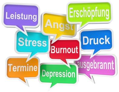 Mit Hypnose Burnout lindern - Hypnowell Hypnosetherapie Praxen Schweiz